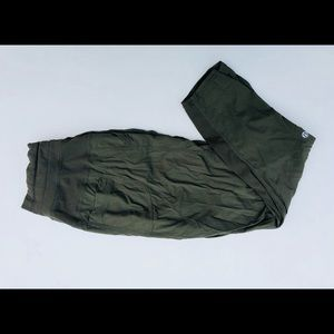 Lululemon Street to  Studio Pant ll(green)